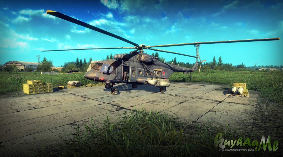 Heliborne  Winter Complete Edition