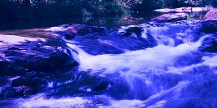 Air Terjun Batu Mentas Belitung
