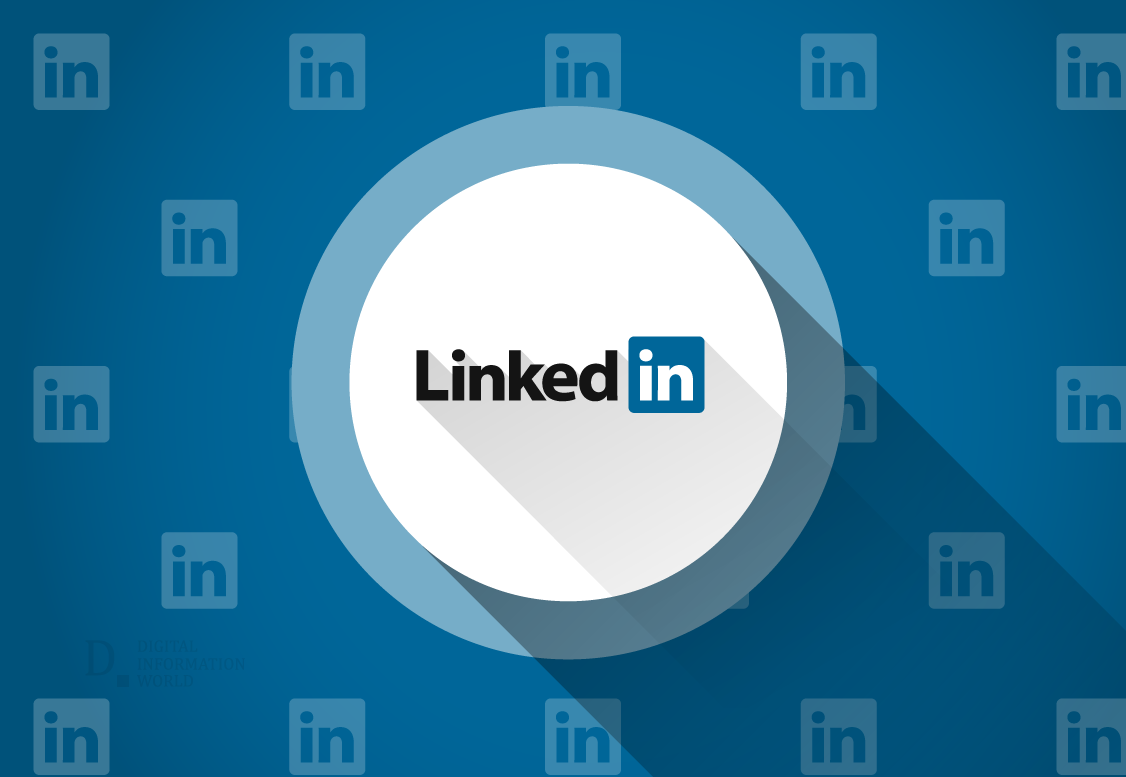LinkedIn added a neat little notification feature for job alerts