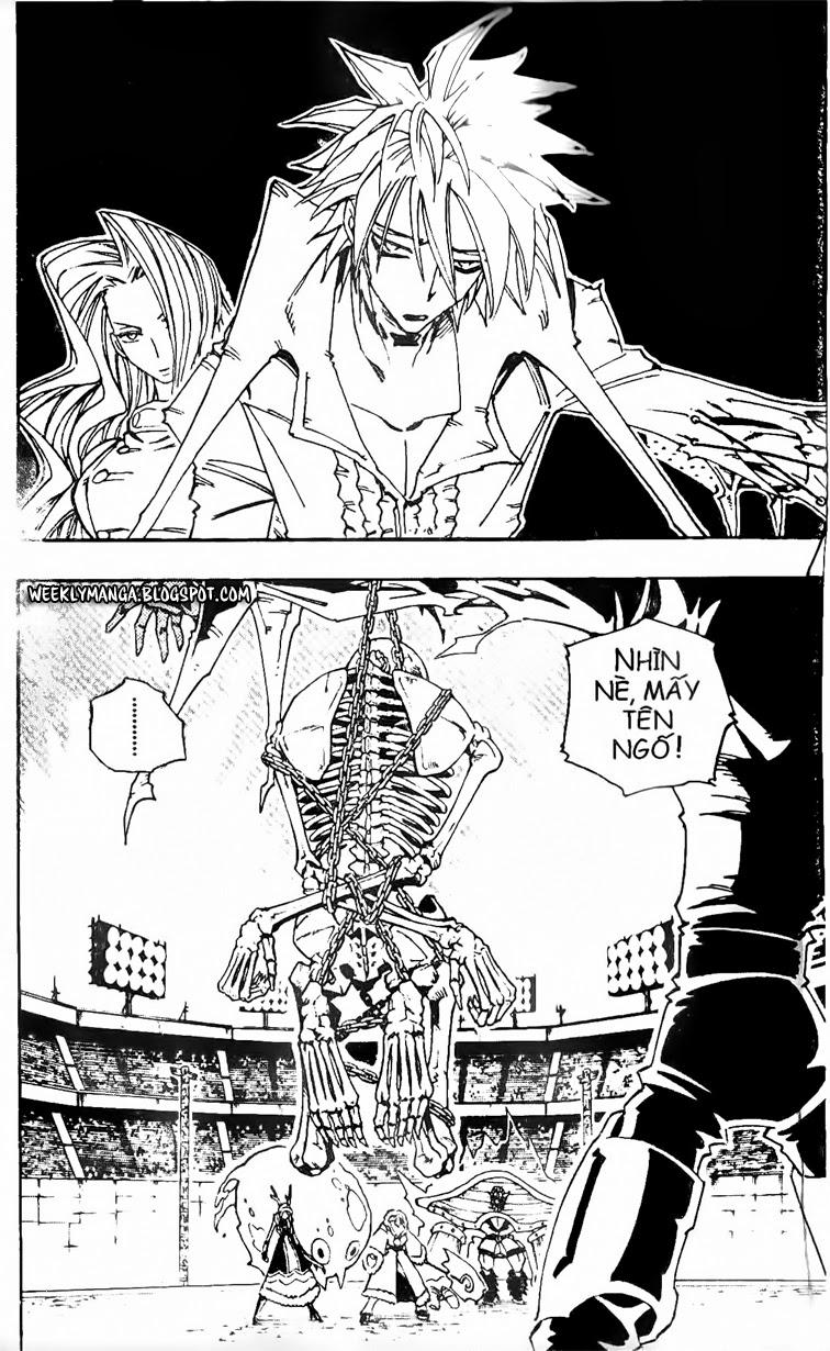 Shaman King [Vua pháp thuật] chap 130 trang 2