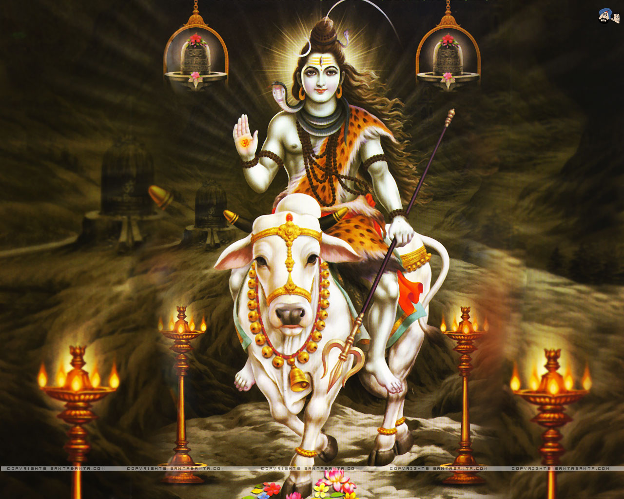 The pursuit of bliss shivratri the great night of shiva - God images wallpapers ...