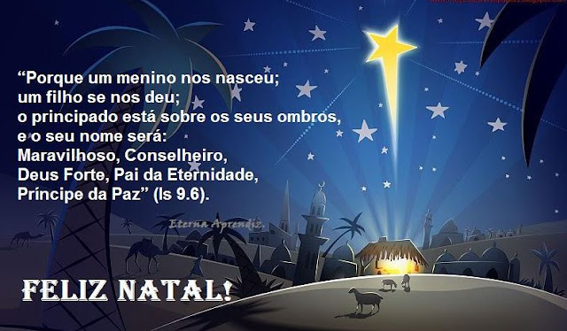 Feliz Natal Gospel Mensagens
