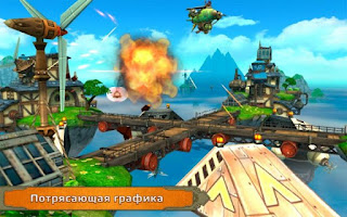 Sky To Fly: Battle Arena Apk Mod Money Free Download For Android