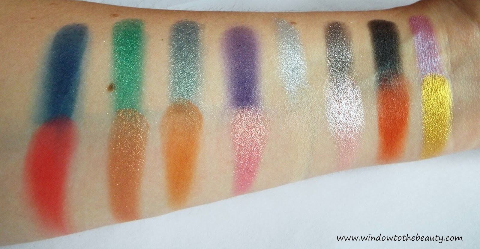 The Masquerade Mini Eyeshadow Palette by Juvia's Place #15