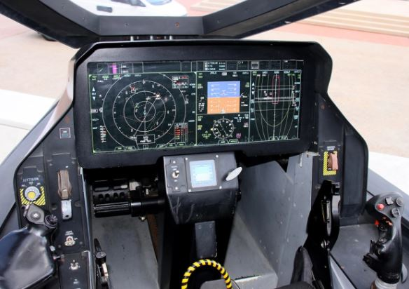 F-35 Lightning II Cockpit