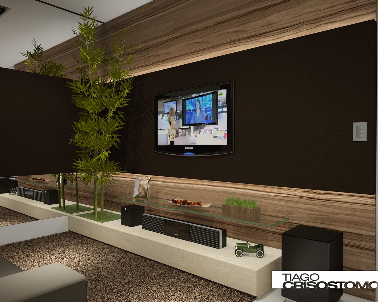 tiago crisostomo living pensado para um apartamento no. Black Bedroom Furniture Sets. Home Design Ideas
