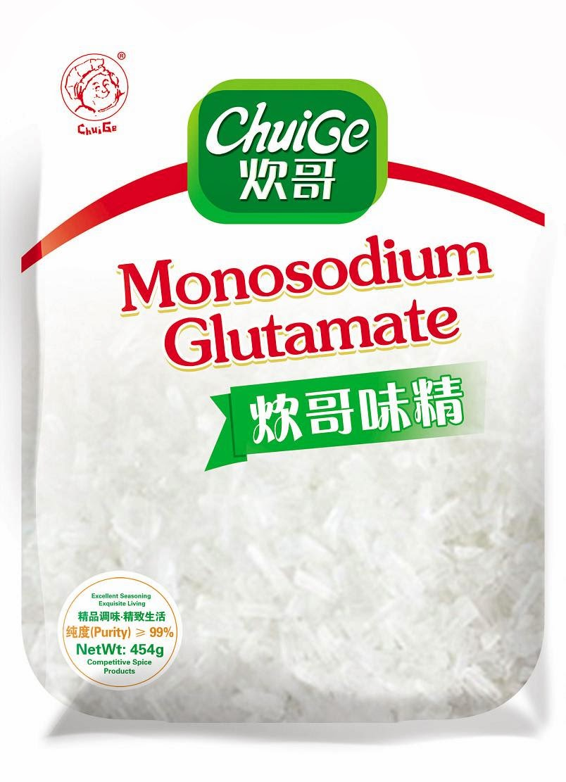 Which Food Additive Is Often Blamed For Chinese Restaurant Syndrome