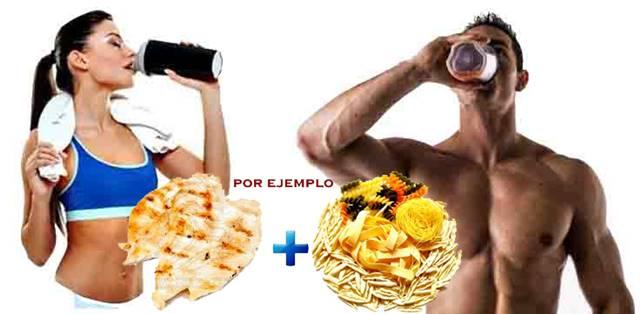 La forma de alimentarte para aumentar tu masa muscular