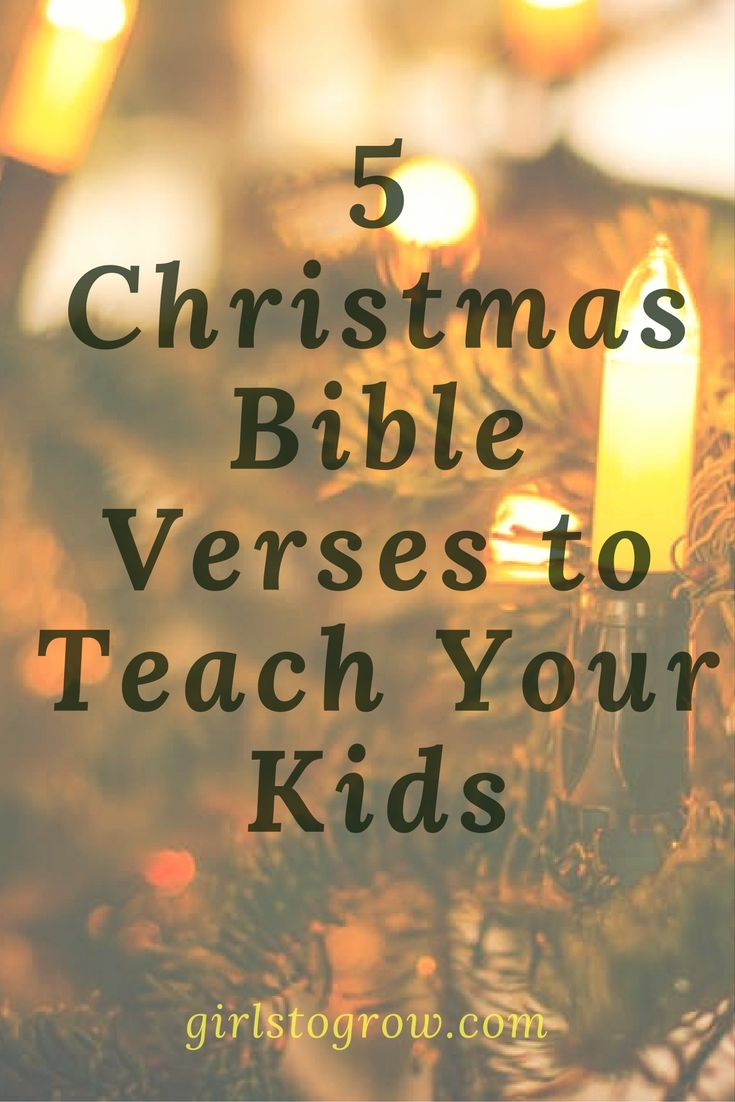 christmas bible verses for preschoolers 5 bible verses to teach your to grow 664
