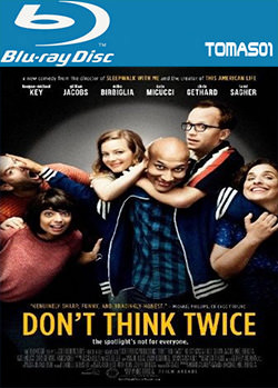 Don't Think Twice (2016) BRRip