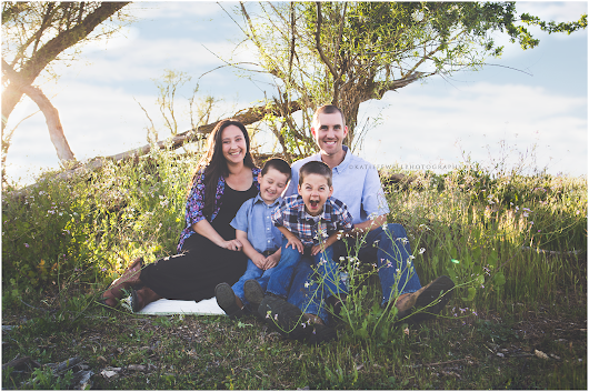 The L Family | Elk Grove Family Photographer