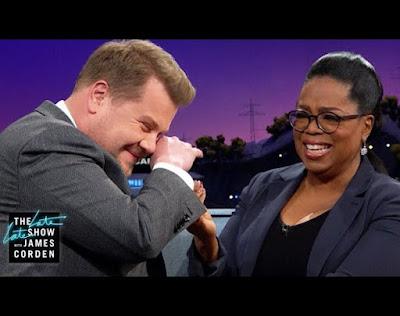 اوبرا وينفري تكشف غن موهبتها النادرة Oprah Winfrey