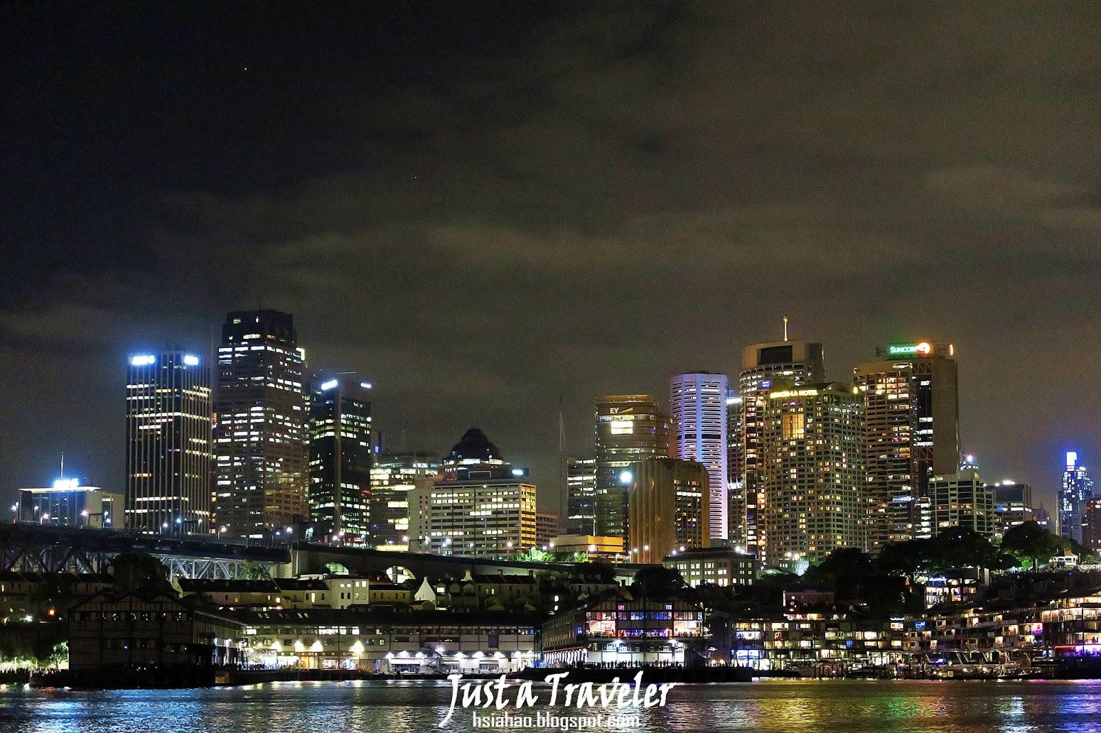 雪梨-夜景-跨年-煙火-賞點-推薦-旅遊-自由行-澳洲-Sydney-Tourist-Attraction-Travel-Australia