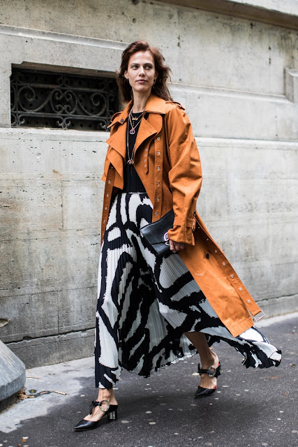 Paris Fashion Week Haute Couture AW 17-18 Street Style