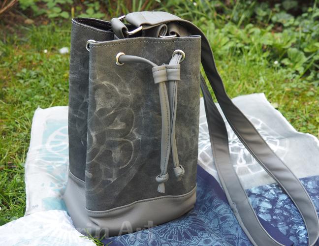 Mandala-Tasche nach ©muellerinart