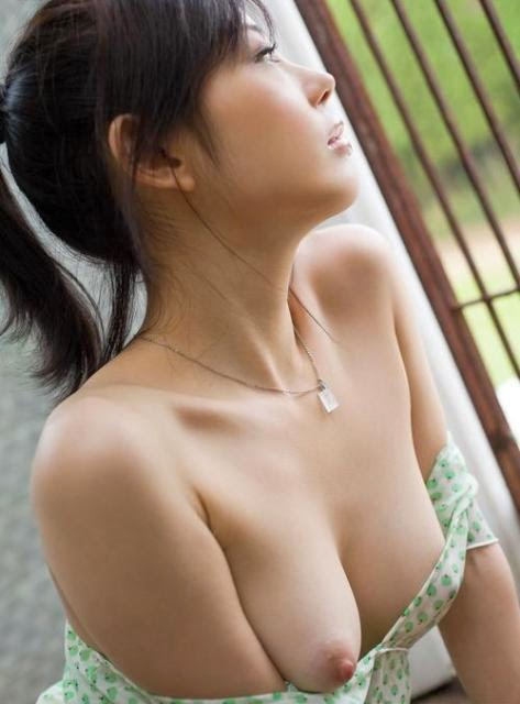 Japan tits braless yessss now
