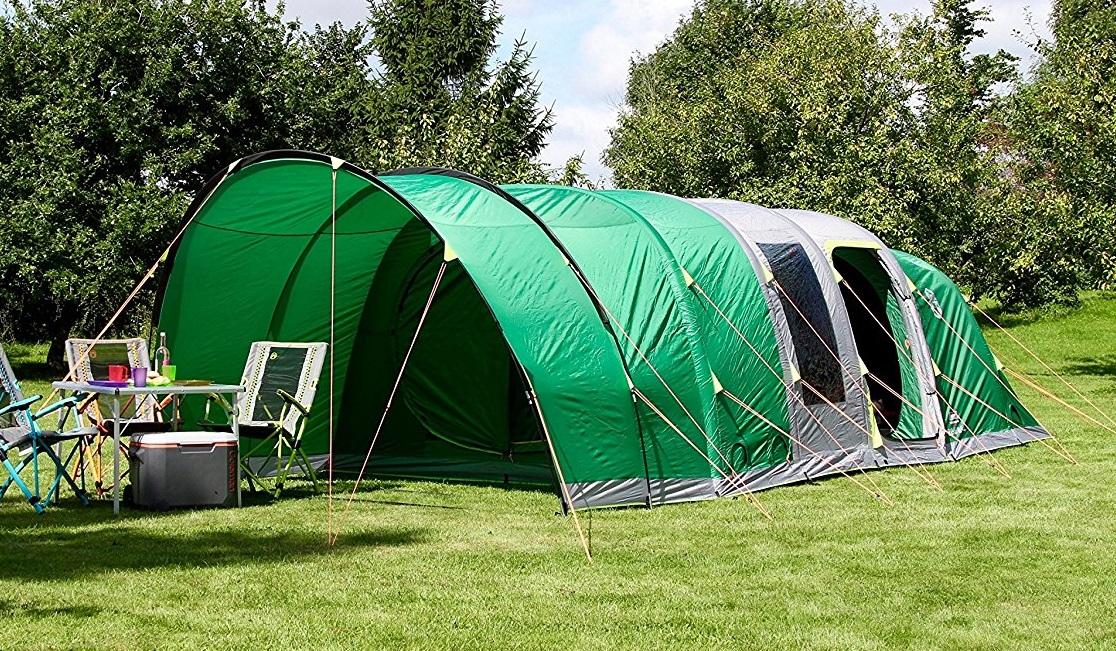coleman tents are rubbish