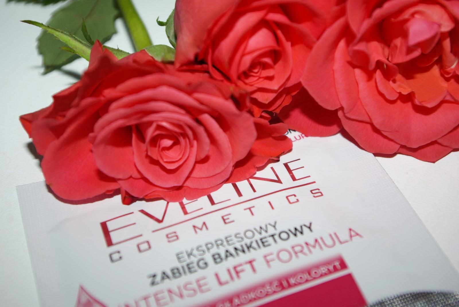Ekspresowy zabieg bankietowy - Eveline Cosmetics