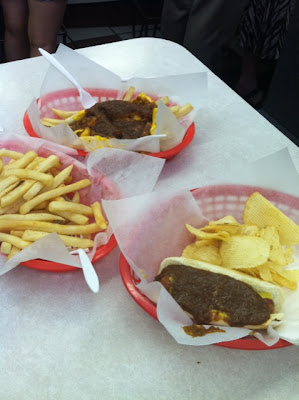Ben's Chili Bowl Food