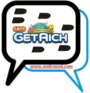 BBM Mod Get Rich v2.12.0.9 Apk Clone
