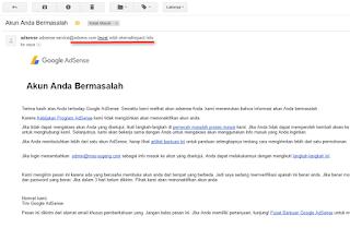 phishing melalui email