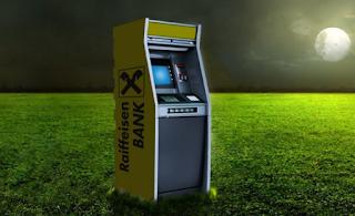 Deposit cash already at Raiffeisen Bank ATMs