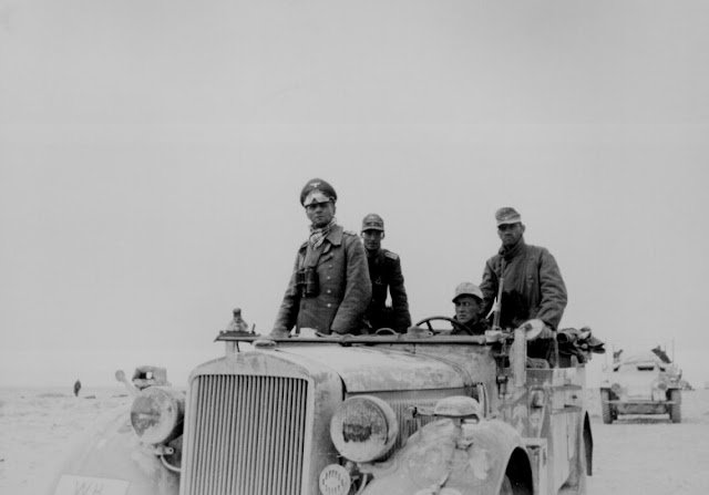 Rommel North Africa worldwartwo.filminspector.com