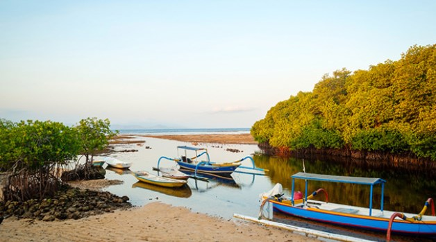 Pantai Kartika Jaya Kendal