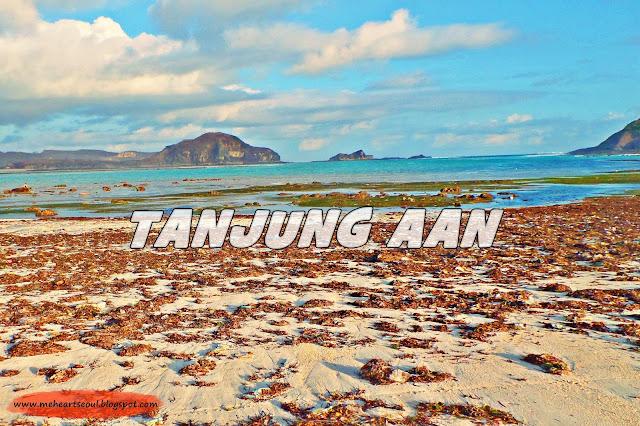 Lombok - Tanjung Aan Beach  | www.meheartseoul.blogspot.com