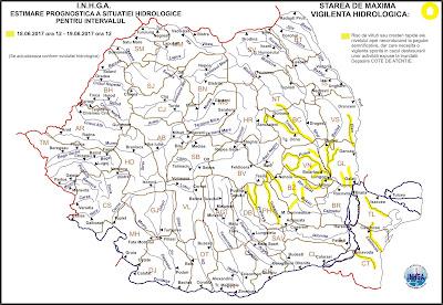 árvíz, árvízriadó, Hargita megye, Kovászna megye, Tatros, Bodza folyó