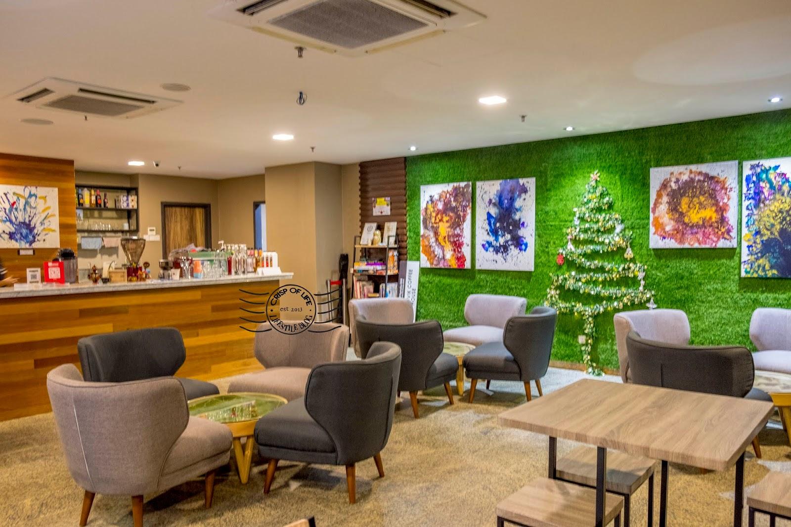 Medovik Coffee House @ Level 8, Bay 21 Likas, Kota Kinabalu, Sabah