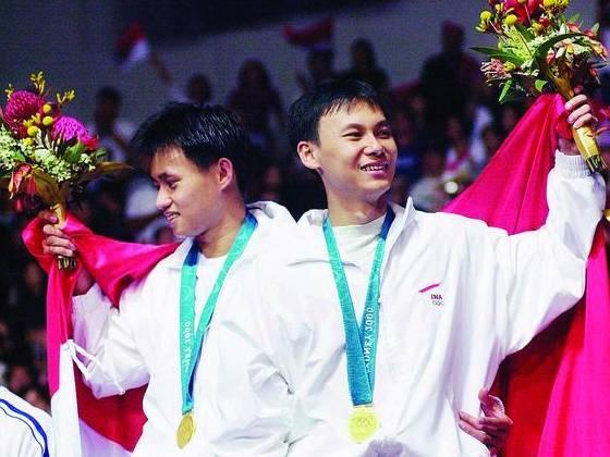Olympian Indonesia 2000 Sydney