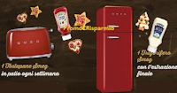 Logo ''Amore in tutte le salse'' concorso Natale col cuore: con Heinz vinci tostapane e frigorifero Smeg