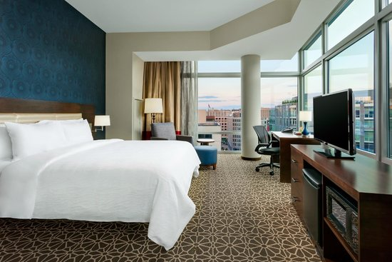 Hotel Hilton Garden Inn em Washington