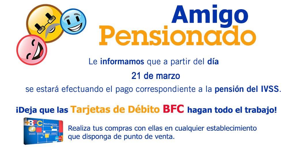 Próxima fecha de pago de pensión se efectuará el día martes 21 de marzo.