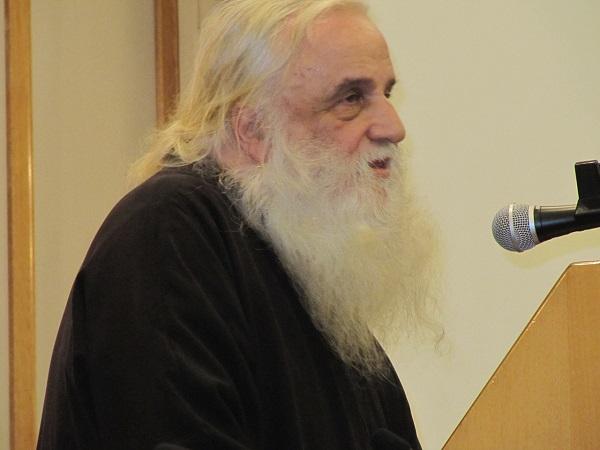 Εκοιμήθη ο πατήρ Κωνσταντίνος Στρατηγόπουλος