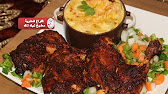 طريقة عمل فراخ مشوية بصوص الباربكيو  دجاج مشوىالحلقة 141 مطبخ تيك تاك