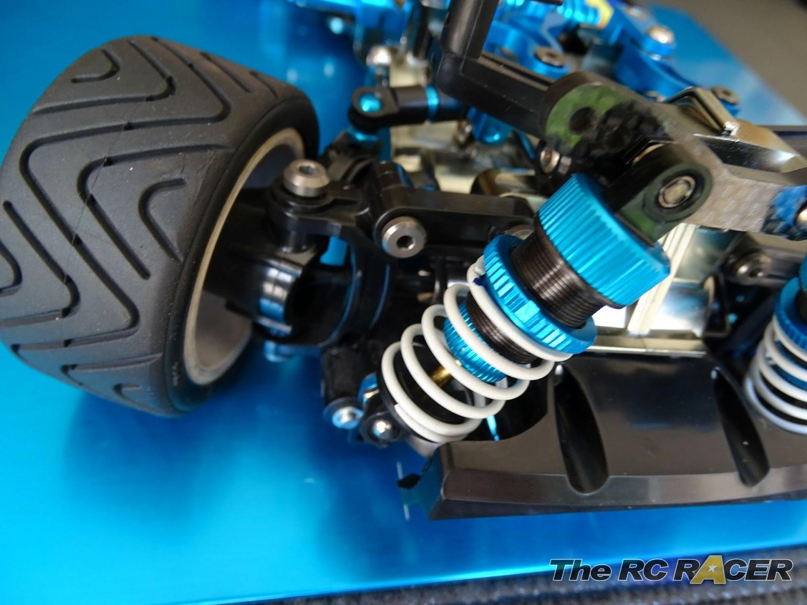 Tamiya M05 v2 guide, Setup, Mods, tuning and racing tips
