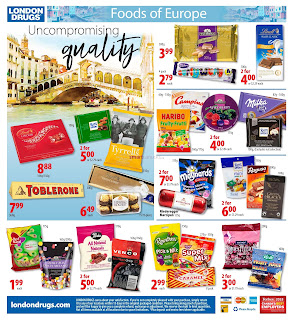 London drugs Canada flyer April 19 - 25, 2018