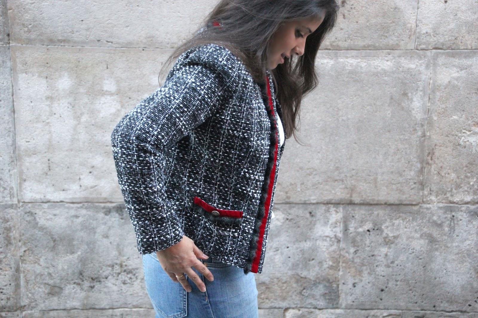 DIY Costura y patrones: Chaqueta de mujer     Oh, Mother Mine DIY!!