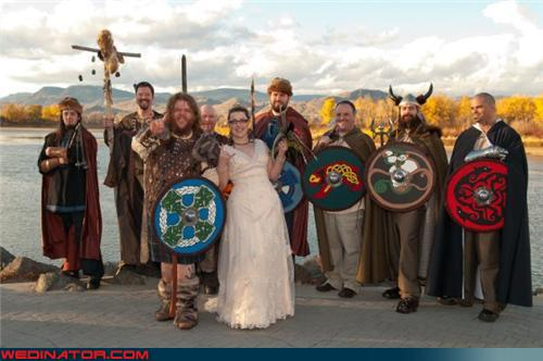 Your Wedding Support Get The Look Viking Themed Wedding