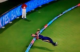 IPL 2017 Catches