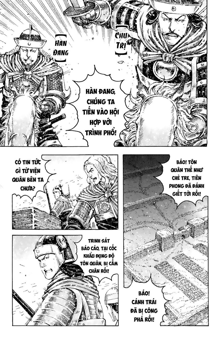Hỏa phụng liêu nguyên Chương 426: Đoạt lại Trường Giang [Remake] trang 4