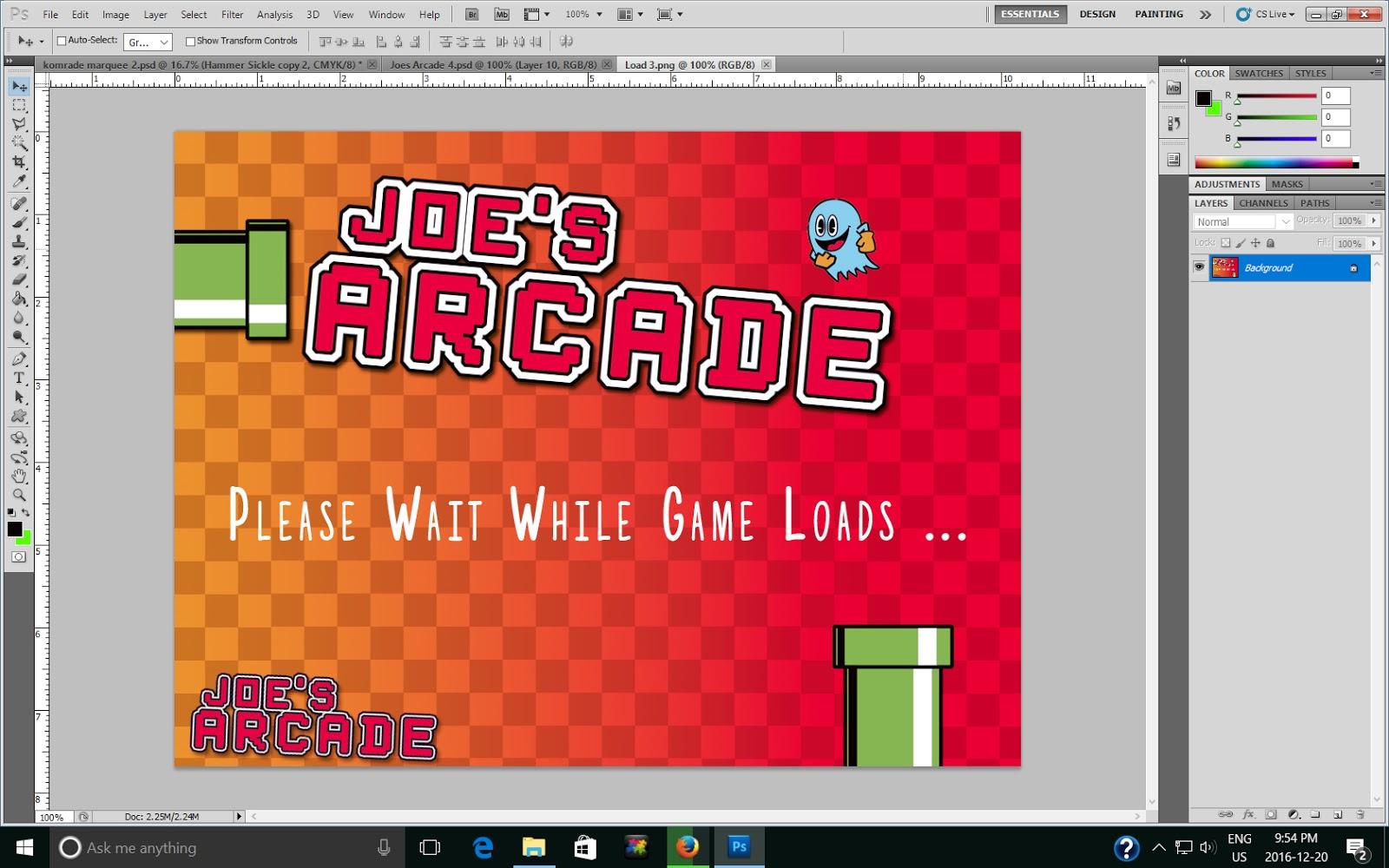 "Hyper Sports Arcade Marquee 26/"" x 8/"""