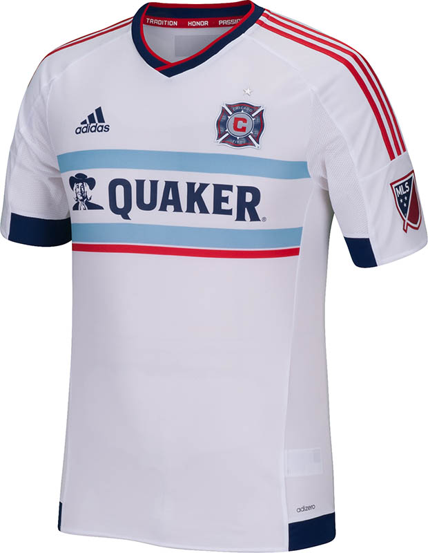 the latest 46c53 db97c chicago fire jersey