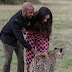 Photos: The Wellington's Play With Cheetahs In SA