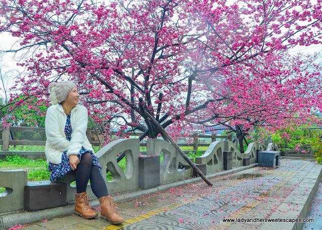 Lady in Taichung Taiwan