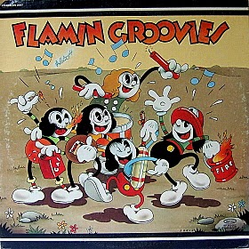 THE FLAMIN GROOVIES - Supersnazz
