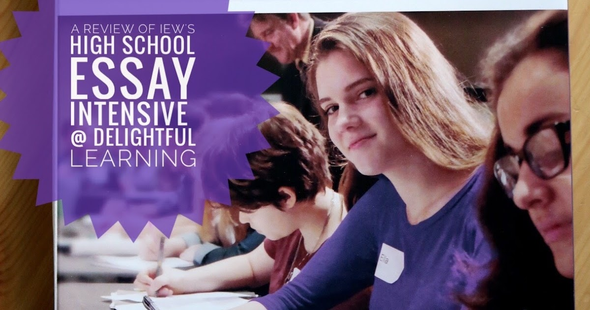 view high school essay intensive review What: high school essay intensive, second edition when: grades 9-12 why: to review composition skills, to prepare your student for the essay portion of the act/sat, and to guide your student.
