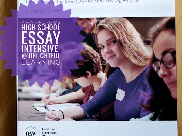 IEW High School Essay Intensive | Review
